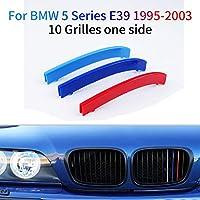 M-Colore Franjas Decorativas para Parrilla Delantera para 5 Series E39 520i 535i 525i 528i