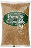 #3: Popular Essentials Premium Brown Sona Masuri Rice, 1kg