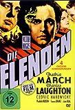 Victor Hugo: Die Elenden - Classic Edition (1935) [DVD]