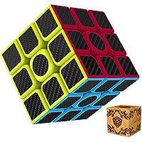 Rubik's Cube, Splaks 3x3x3 magische Zauberwürfel Geschwindigkeit Würfel Speed Cube Magic Cube für Konzentrations- und Kombinationsübungen