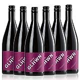 Glühwein Weinpaket GLHWN (6 x 1,0) Bester deutscher Glühwein rot für kalte Tage