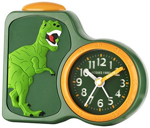 JACQUES FAREL-Despertador Infantil niño Dinosaurios