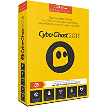 S.A.D Cyberghost (2018) 5 Geräte / 1 Jahr Software