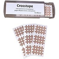 Tapes4you Schluss mit juckenden Mückenstichen - 45 Crosstape Pflaster mit natürlichem Gewebereiz gegen Juckreiz... preisvergleich bei billige-tabletten.eu