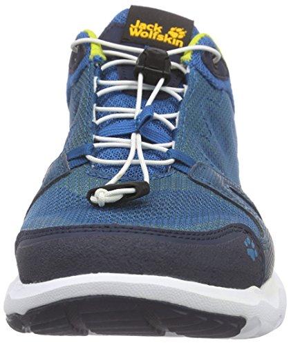 Jack Wolfskin MONTEREY AIR LOW M, Sneakers basses homme Bleu - Blau (moroccan blue 1800)