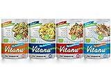 Vitanu Shirtaki Reis und Nudeln in 4 Formen, 4er Pack (4 x 200 g)