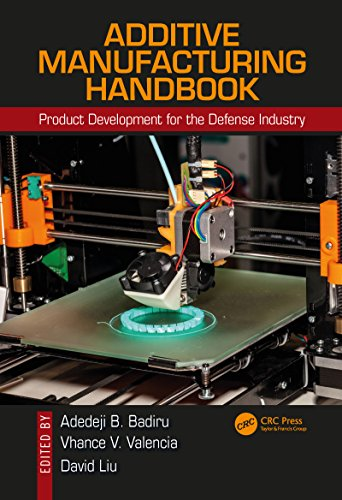 Additive Manufacturing Handbook: Product Development for the Defense Industry (Systems Innovation Book Series) (English Edition) -