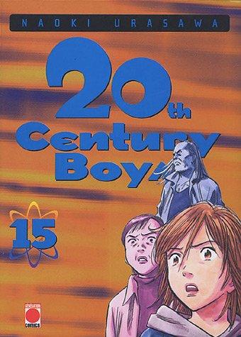 20th century boys Vol.15