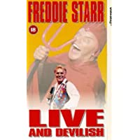 Freddie Starr: Live And Devilish