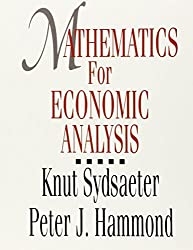 Mathematics for Economic Analysis