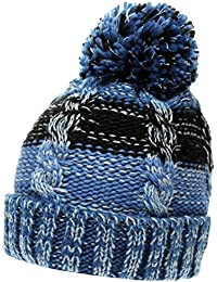 Gelert Niños Turn Up Gorro De Punto Beanie