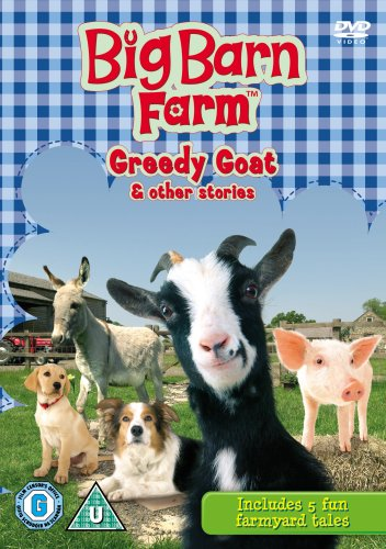 Greedy Goat and Other Stories