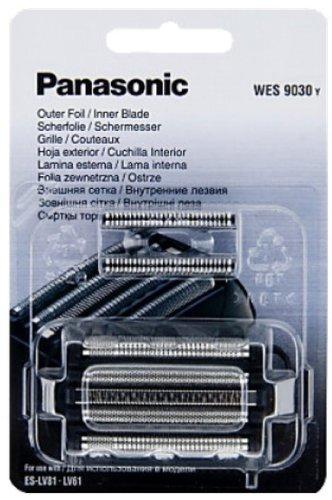 Panasonic WES9030Y1361 Combo Pack: Schermesser und Scherfolie für Rasierer ES-LV61, ES-LV81