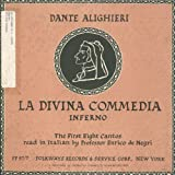 La Divina Commedia (The Inferno) - Dante Alighieri: Read by Professor Enrico de Negri in the Original Italian