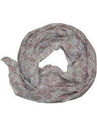 Schal Tuch Seide Cotton Blumen Blümchen Design