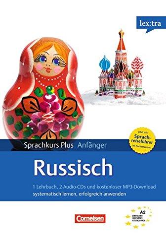 Lextra - Russisch - Sprachkurs Plus: Anfänger: A1/A2 - Selbstlernbuch mit CDs (Neubearbeitung): Mit Audios online und Pocket-Sprachreiseführer
