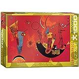 Eurographics 01495 Kandinsky, Con e contra, Puzzle 1000 pezzi