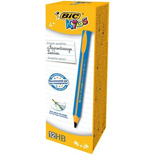 Bic 946197 - Bleistift zum Schreiberlernen, blau