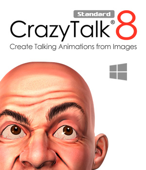 CrazyTalk 8 Standard (PC, Deutsch)