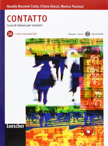 Contatto. Vol. 2A. Con CD Audio
