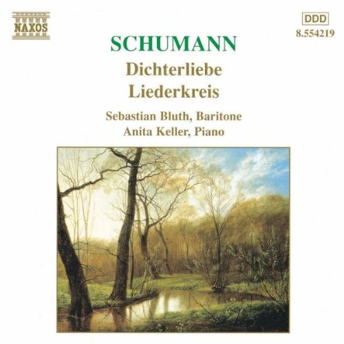 Schumann: Dichterliebe Bluth (Bars Keller)