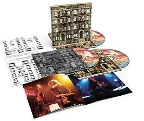Physical Graffiti [Deluxe Edit Arc Music Box