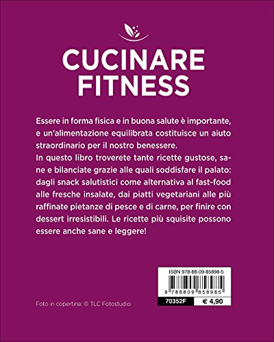 Zoom IMG-1 cucinare fitness