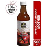 DiSano Apple Cider Vinegar with Mother Vinegar, Raw, Unfiltered, Undiluted - 500 ml
