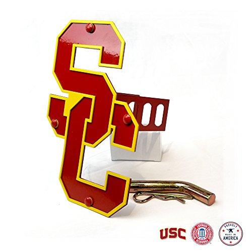 Gameday Ironworks USC Trojaner Empfänger Abdeckung für Anhängerkupplung - Receiver Hitch Cover