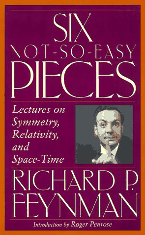 Six Not-so-easy Pieces: Einstein's Relativity, Symmetry and Space-time (Helix Books)