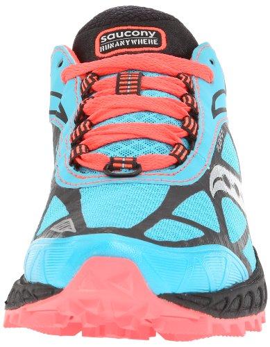 Saucony, Scarpe da Trail Running donna Blu blu Blu (blu)