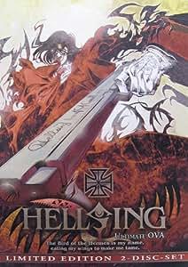 Hellsing Ultimate OVA I+II (Special Ltd. Steelbook Edition, 1 DVD + 1Audio-CD) [Limited Edition]