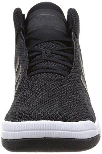 adidas Veritas Mid, sneaker homme Cblack/Cblack/Ftwwht