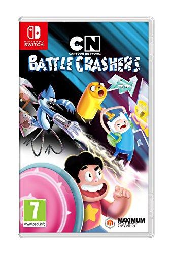 Avanquest Cartoon Network: Battles Crashers, Nintendo Switch Básico Nintendo Switch Inglés vídeo - Juego (Nintendo Switch, Nintendo Switch, Acción, Modo multijugador)