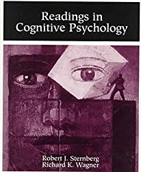 [(Readings in Cognitive Psychology)] [By (author) Robert J. Sternberg ] published on (October, 1998)