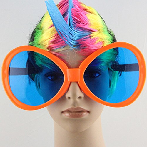 World Cup Football Fans Glasses Bowknot Party Glasses