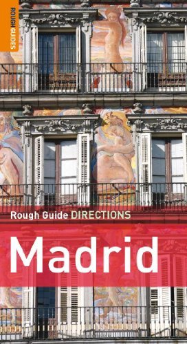 Rough Guide Directions Madrid by Simon Baskett (2008-03-03)