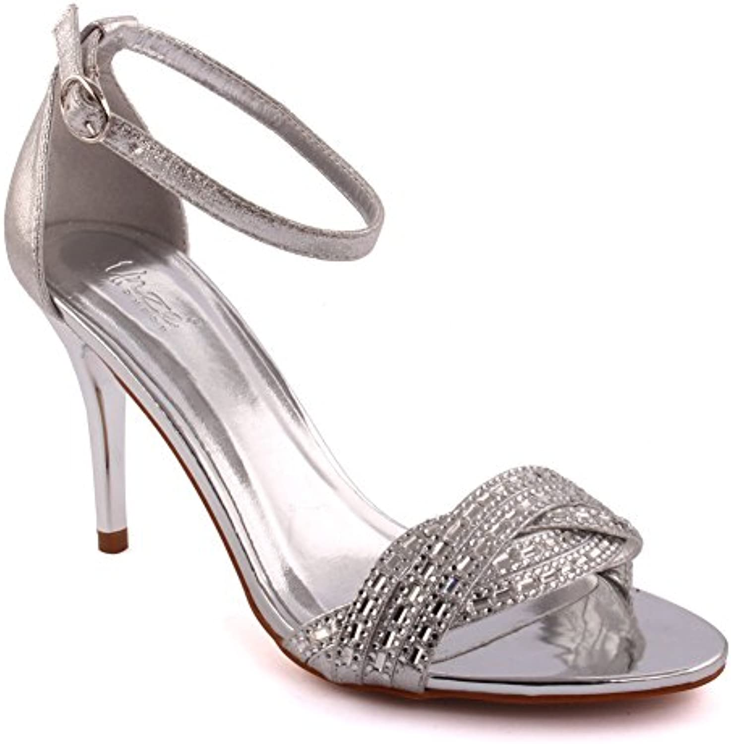 2fbf114ed Unze Women  Vivacity  Strappy Women Mid Low High Parent Heel Party Prom  Prom Get Together Carnival Office Evening Sandals Heels... B06XF7YGBQ  Parent 61f80f8