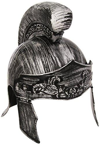 Imagen de casco romano sombrero headware accesorio para históricos antiguos griegos y romanos fancy dress up disfraces y trajes
