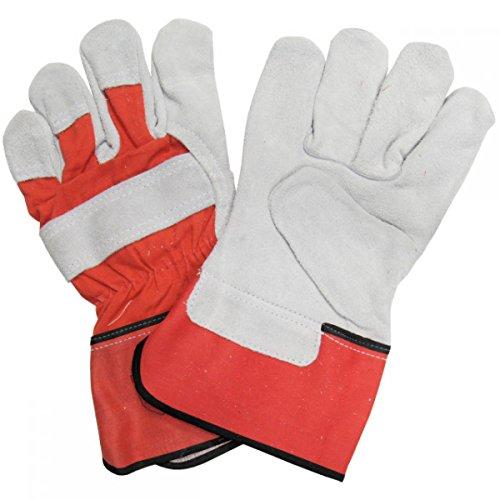 Connex COX938638 Handschuhe Kernspaltleder gefüttert Große10
