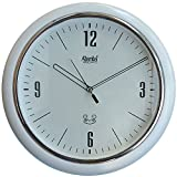 Ajanta wall clock for home and office(Wh...