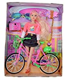 Best Girls Dolls - Super Toy Beautiful Doll with Bicycle Watch Review