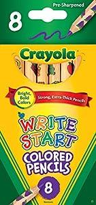 CRAYOLA 68-4108 - Lápices de Colores (1,04 x 7,89 x 16,51000000002, Tinta Multicolor)
