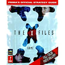 X-Files: Prima's Official Strategy Guide by Rick Barba (1998-07-23)