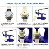 WATCH-BACK-CLOSER-WATCHMAKER-PRESS-SET-REPAIR-TOOL-PLASTIC-CASE-CRYSTAL-GLASS