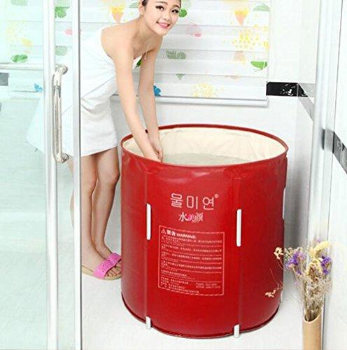 Falten Badewanne Badewanne Badewanne erwachsene Badewanne kostenlos aufblasbare Badewanne dicke Badewanne Wanne