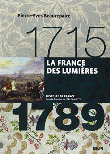 La France des lumires 1715-1789