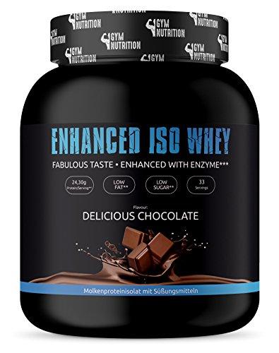 Enhanced Whey Protein