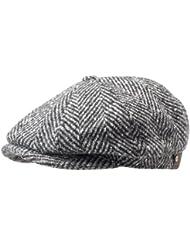 Casquette Hatteras Herringbone Stetson bonnets avec visiere