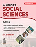 S Chand's Social Sciences for Class 10 (2019 Exam)